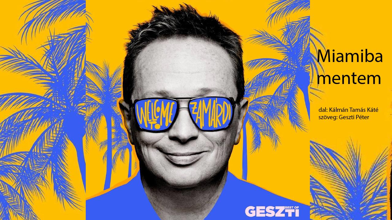 Itt az új dal! – Miamiba mentem