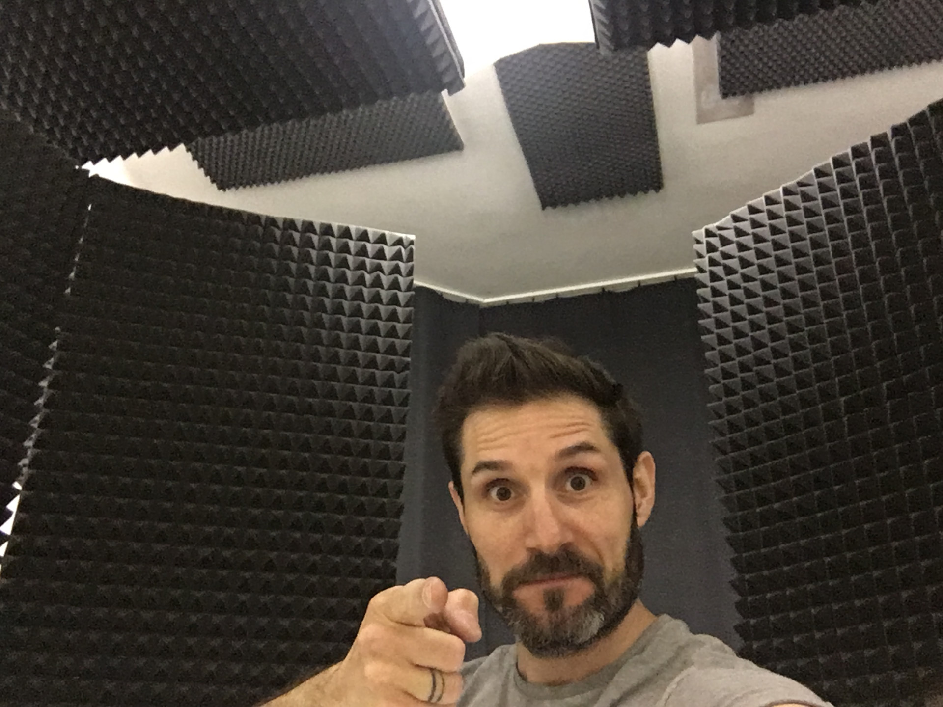 Épül első saját stúdióm